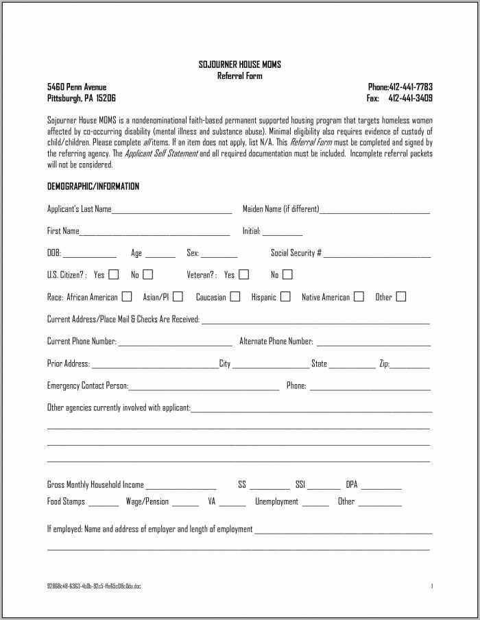 Free Eviction Notice Form Download