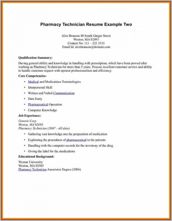 Sample Of Cover Letter For A Resume In General