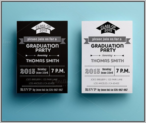Best Place To Order Graduation Invitations