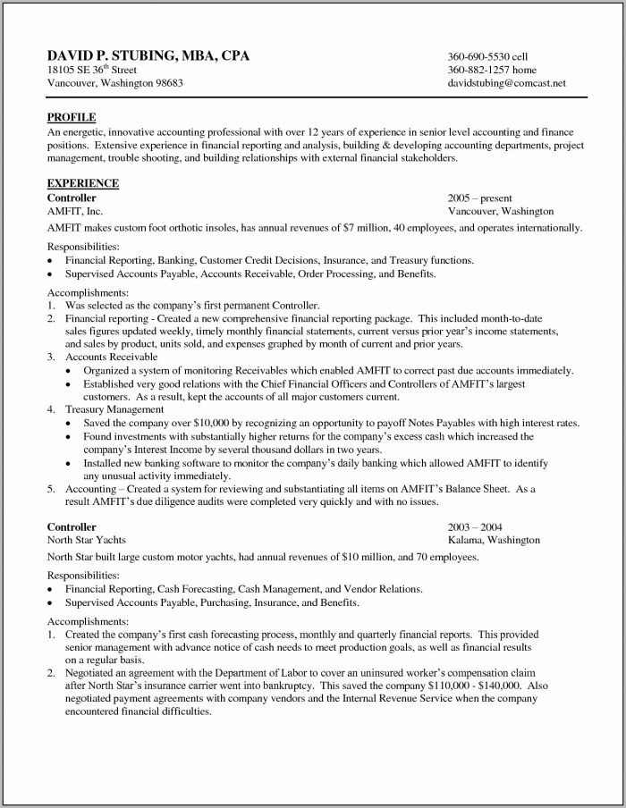 Accounting Resume With No Experience 12 Accounting Resume Samples With No Experience Top Samples Resume
