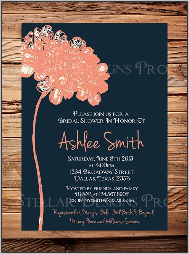 Best Place To Buy Bridal Shower Invitations