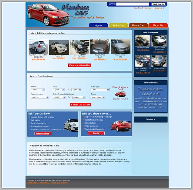Best Website To Sell Car