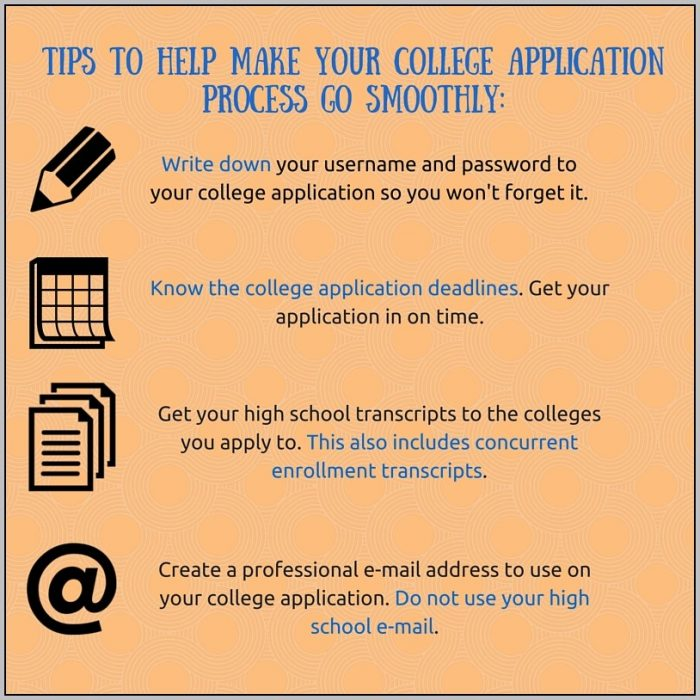 Apply For College