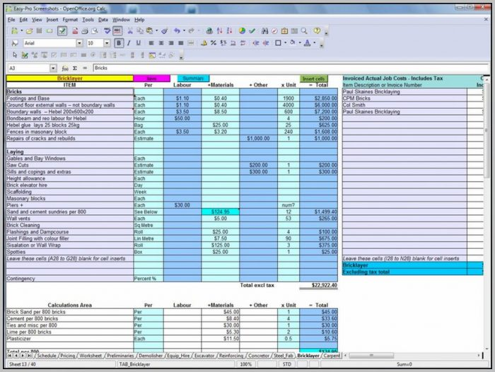 Best Free Estimating Software