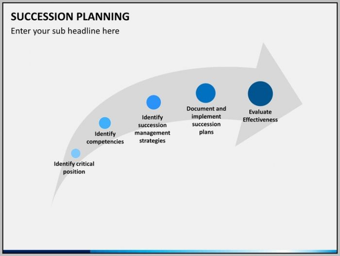 Business Succession Planning Powerpoint Presentation