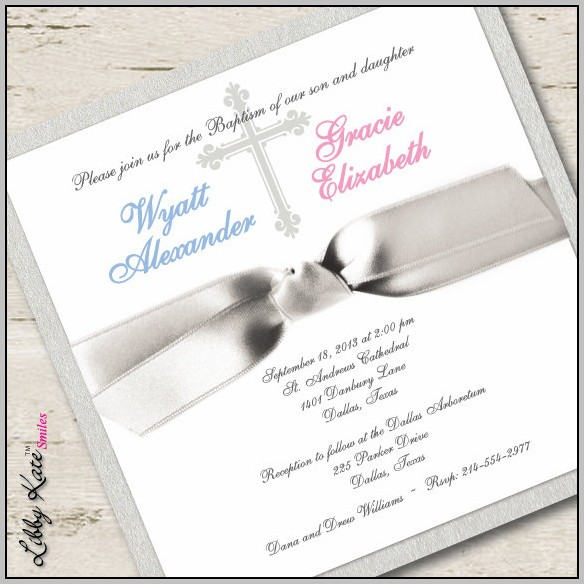 Best First Communion Invitations