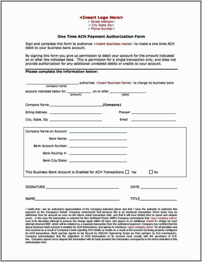 Ach Application Form