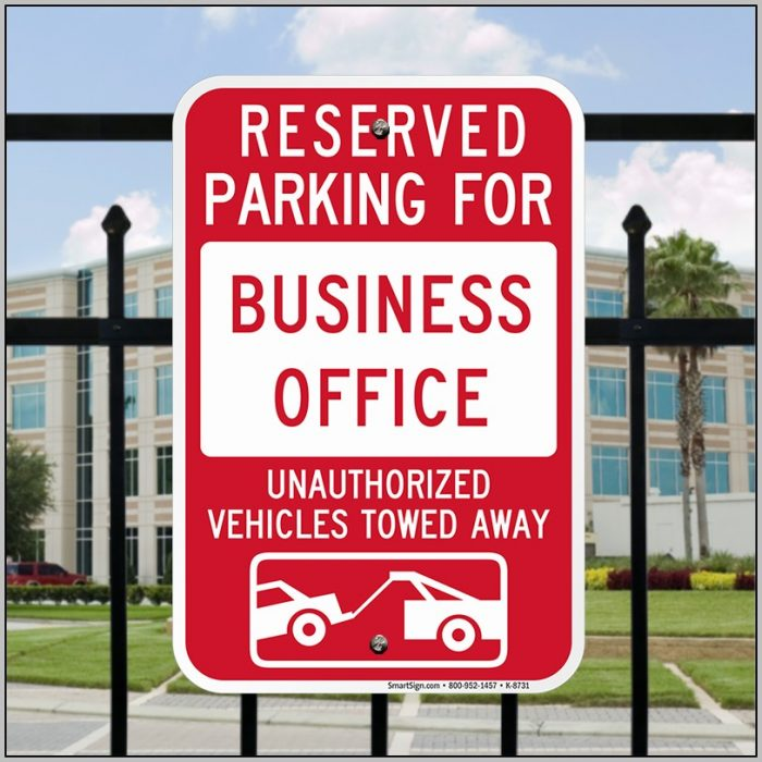 Away From Office Sign
