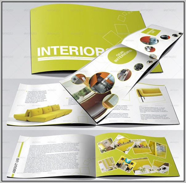 A5 Indesign Template