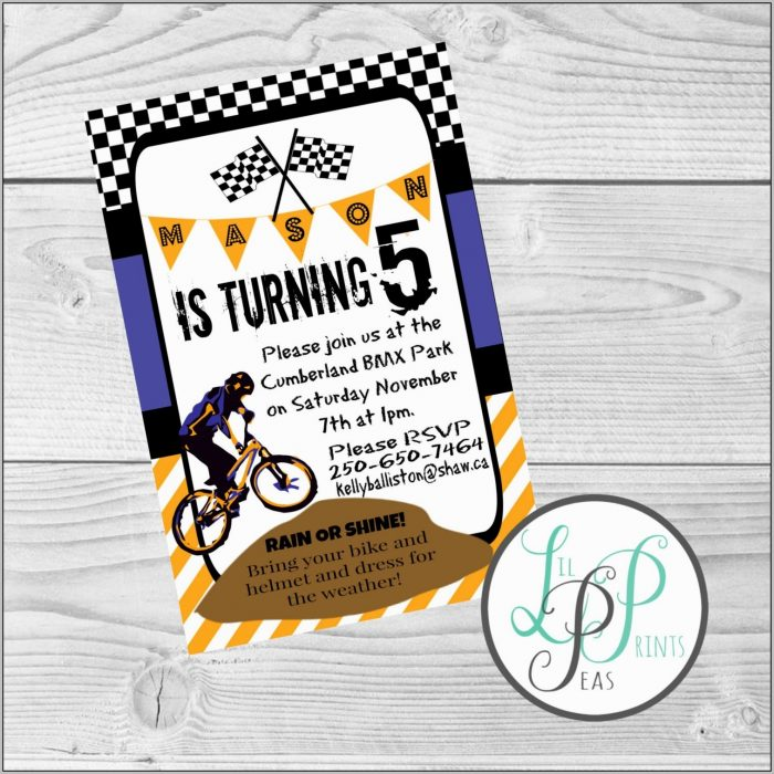 90's Theme Party Invitation Templates Free