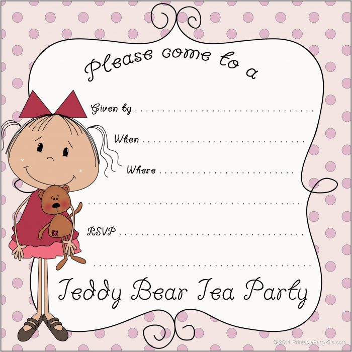 Free Party Invitation Maker Online