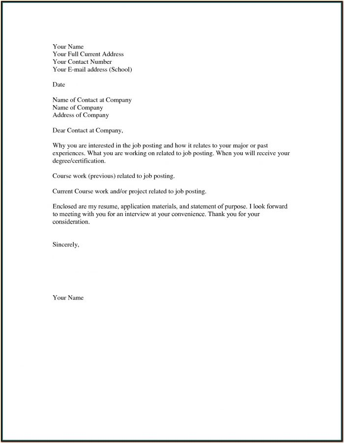 Basic Cover Letter For A Resume Jantarajcom Basic Resume Cover In Basic Cover Letter Sample