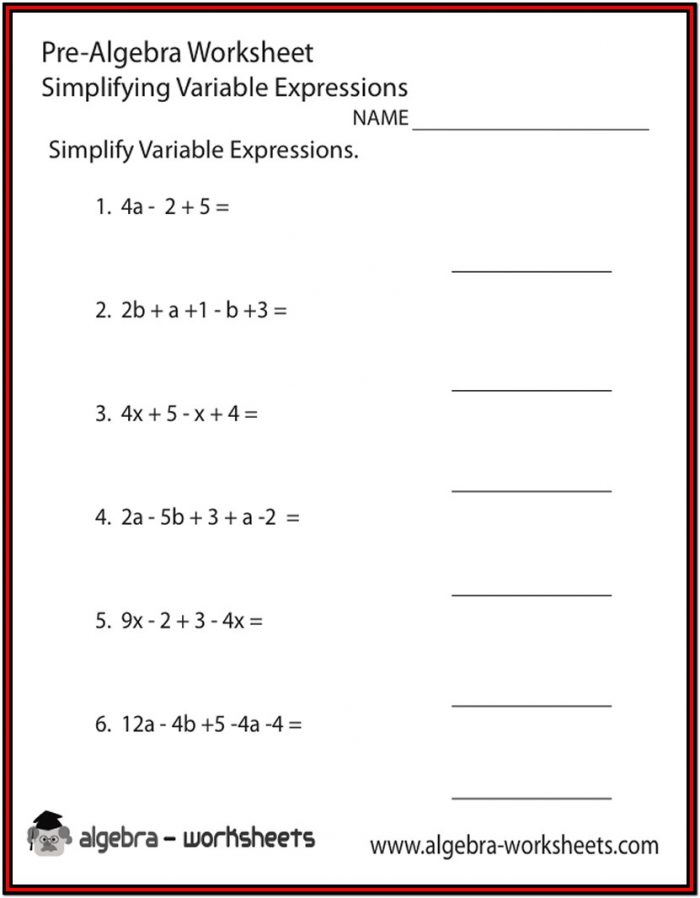 Free Ks3 Maths Worksheets With Answers