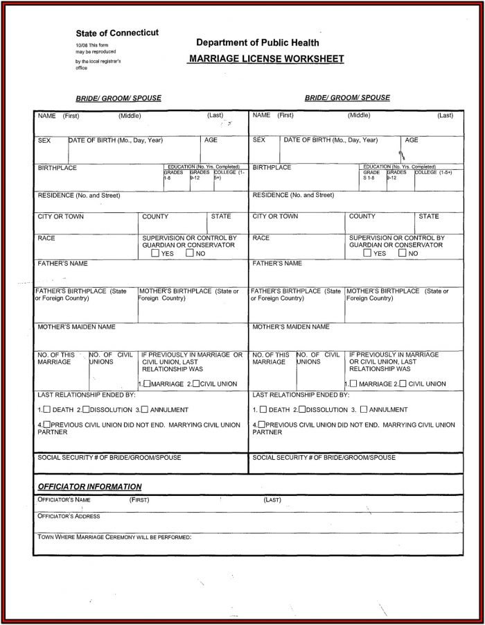 Free Marriage Counseling Worksheets