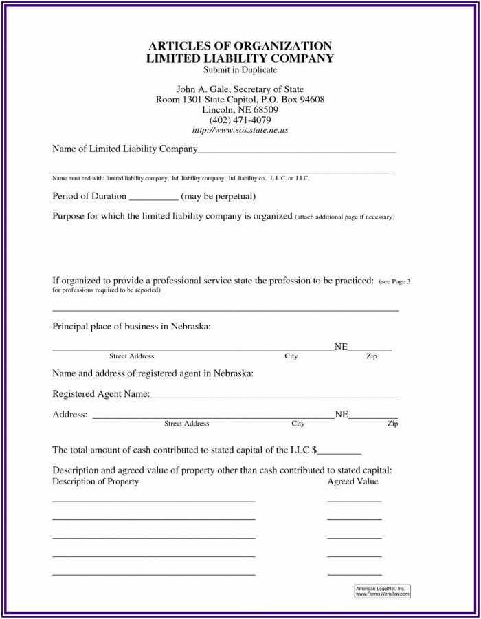 Nebraska Probate Form 500 Inheritance Tax Worksheet