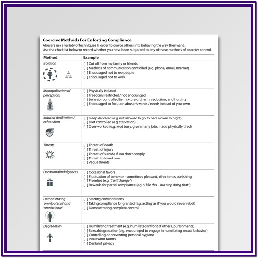 Trauma And Substance Abuse Worksheets
