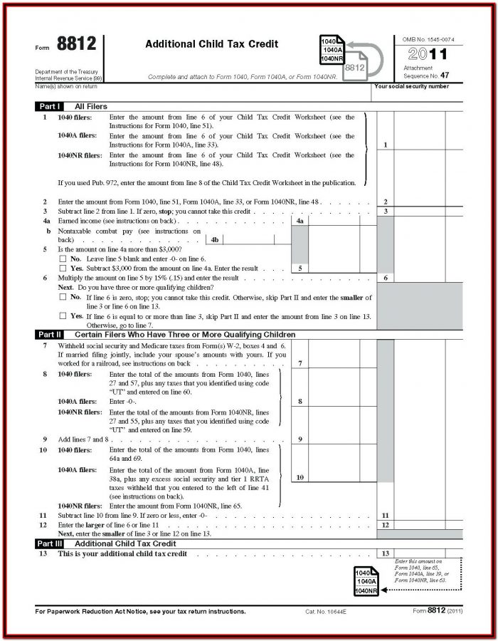 1040ez 2012 Fillable Form