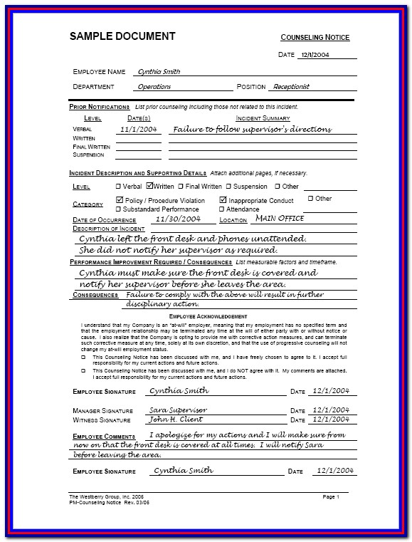 Fmla Printable Forms For Pregnancy