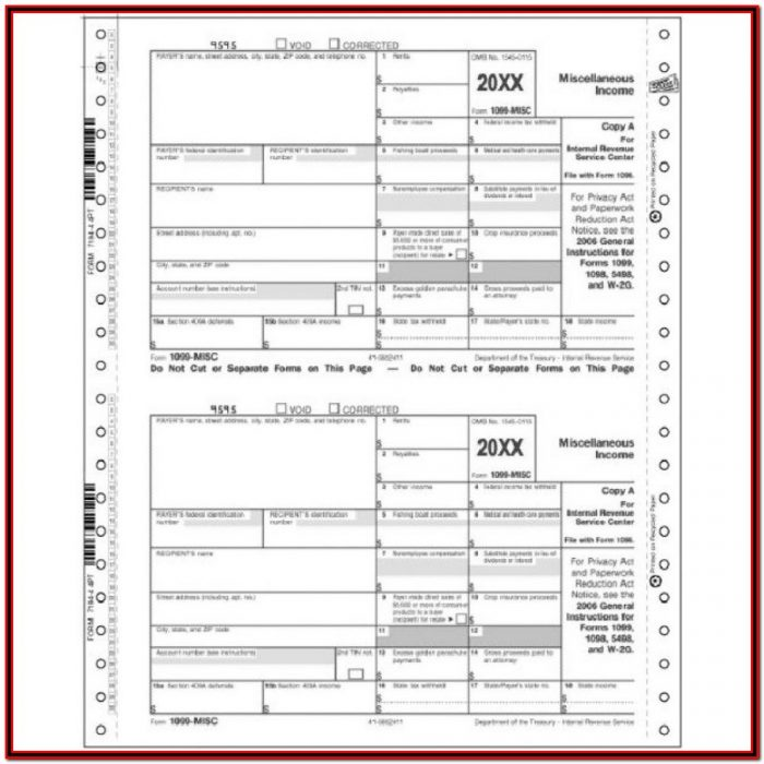 Irs 1099 Forms 2018 Order