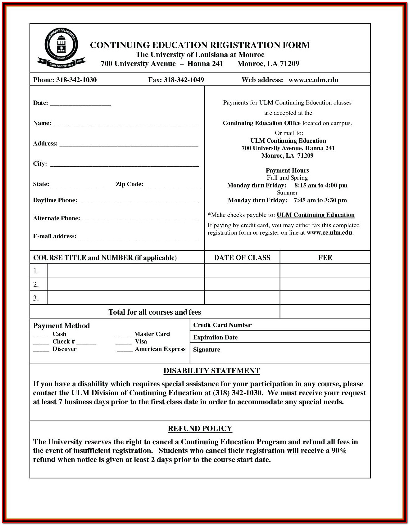Power Of Attorney Form Patent