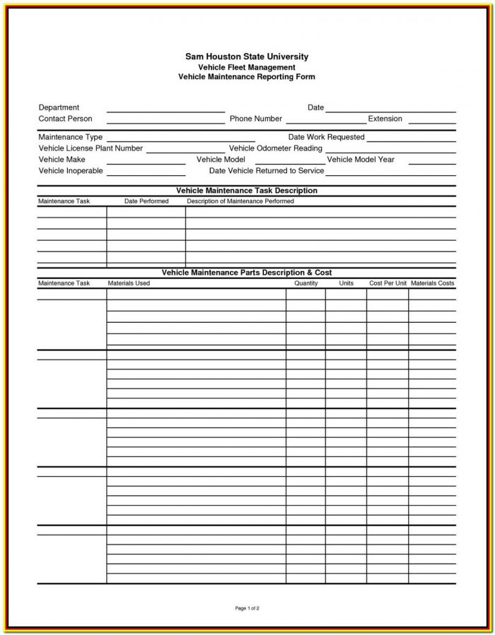 Printable Tax Forms 1099