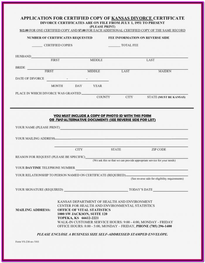 Douglas County Nevada Divorce Forms
