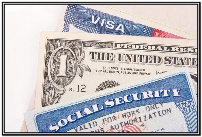 Fiance Visa Apply For Social Security Card
