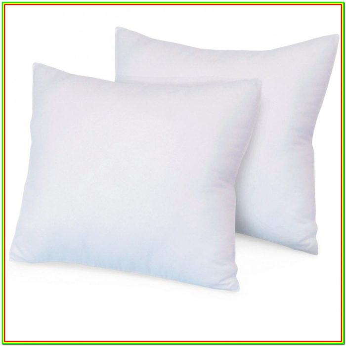 Goose Down Pillow Forms