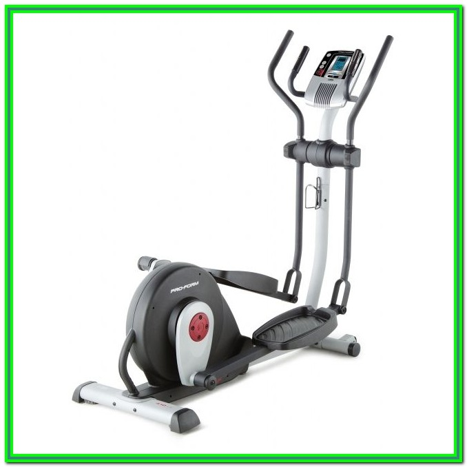 Proform Elliptical Manual