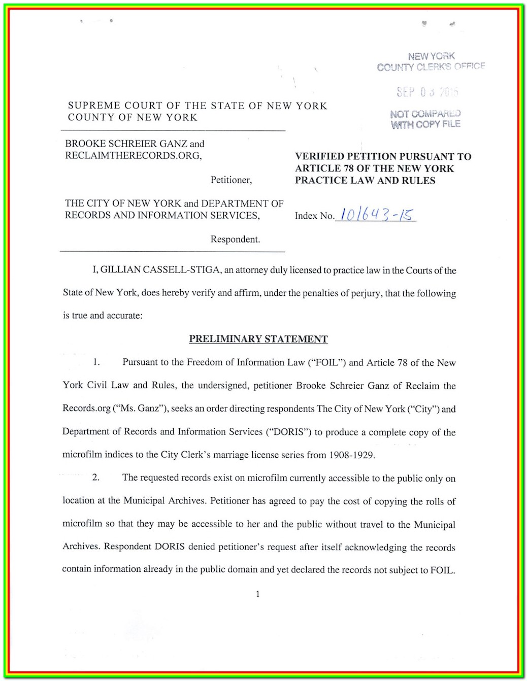 Uncontested Divorce Forms Ny Instructions