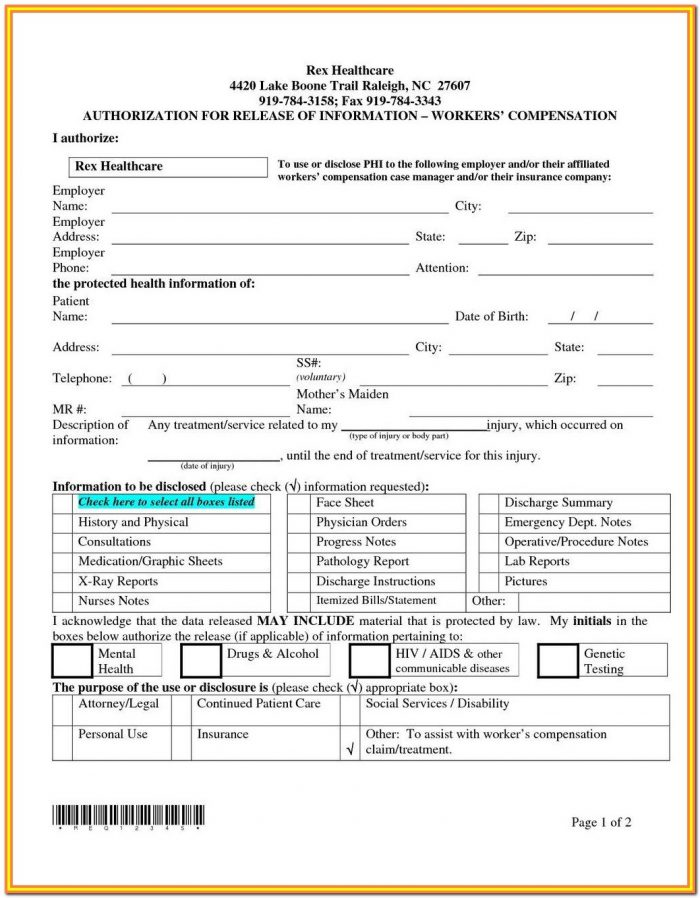 Contractor Lien Release Form Mn
