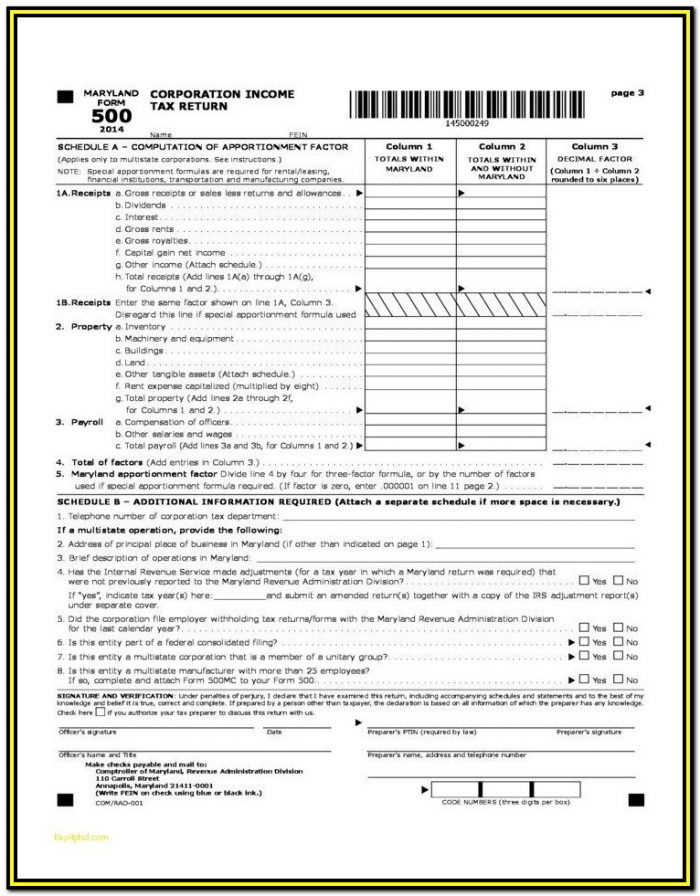Fillable Irs Forms 1040