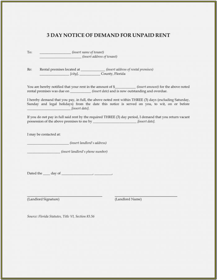 Lake County Florida Eviction Forms