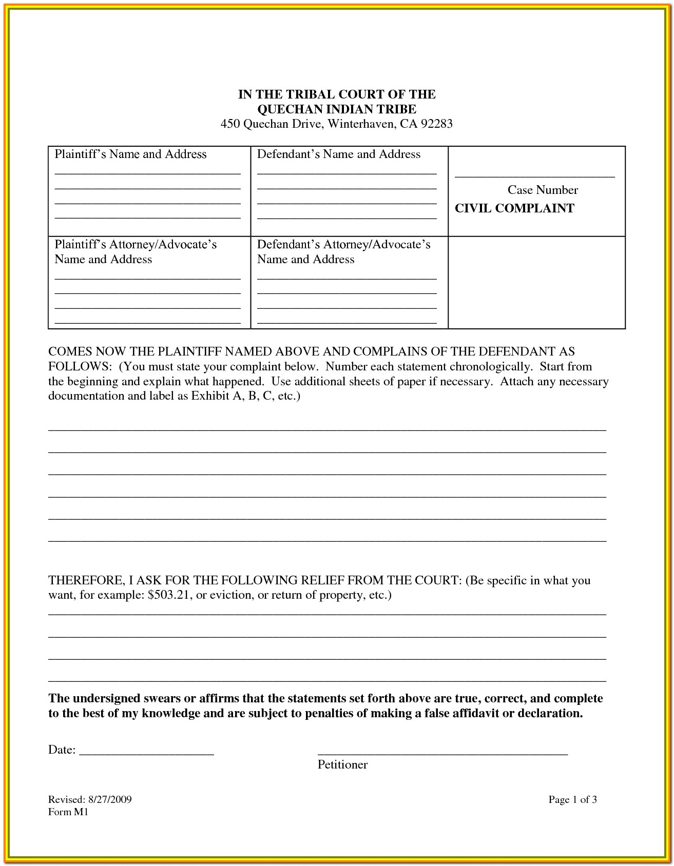 North Carolina Pro Se Divorce Forms