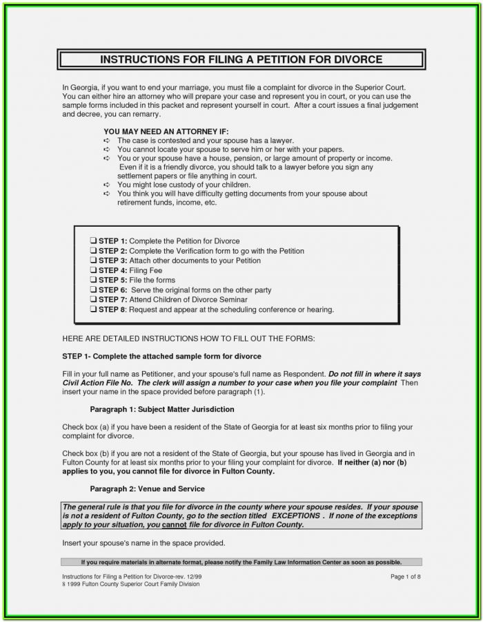 Temporary Disability Forms Nj
