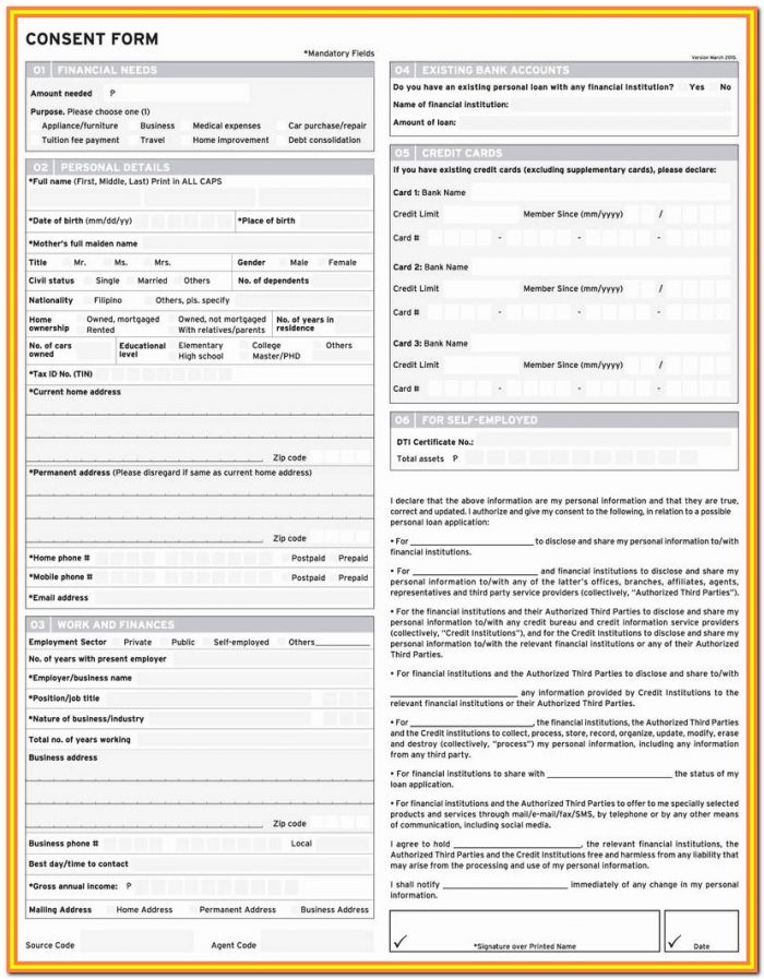 Transamerica Life Insurance Application Form