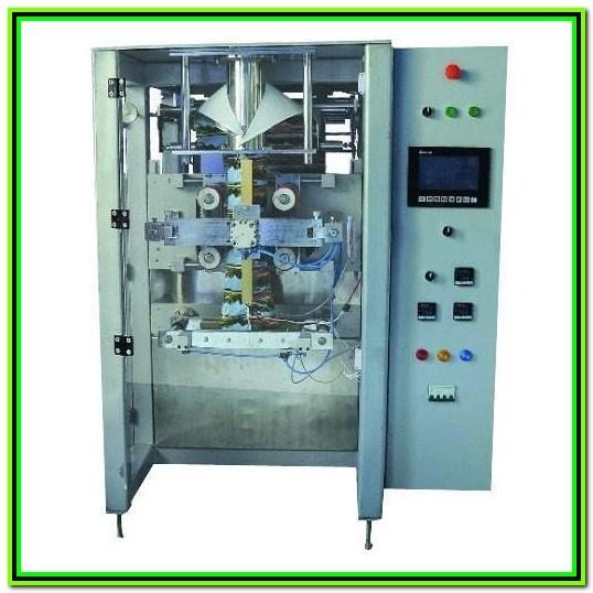 Vertical Form Fill Seal Machine Manufacturers