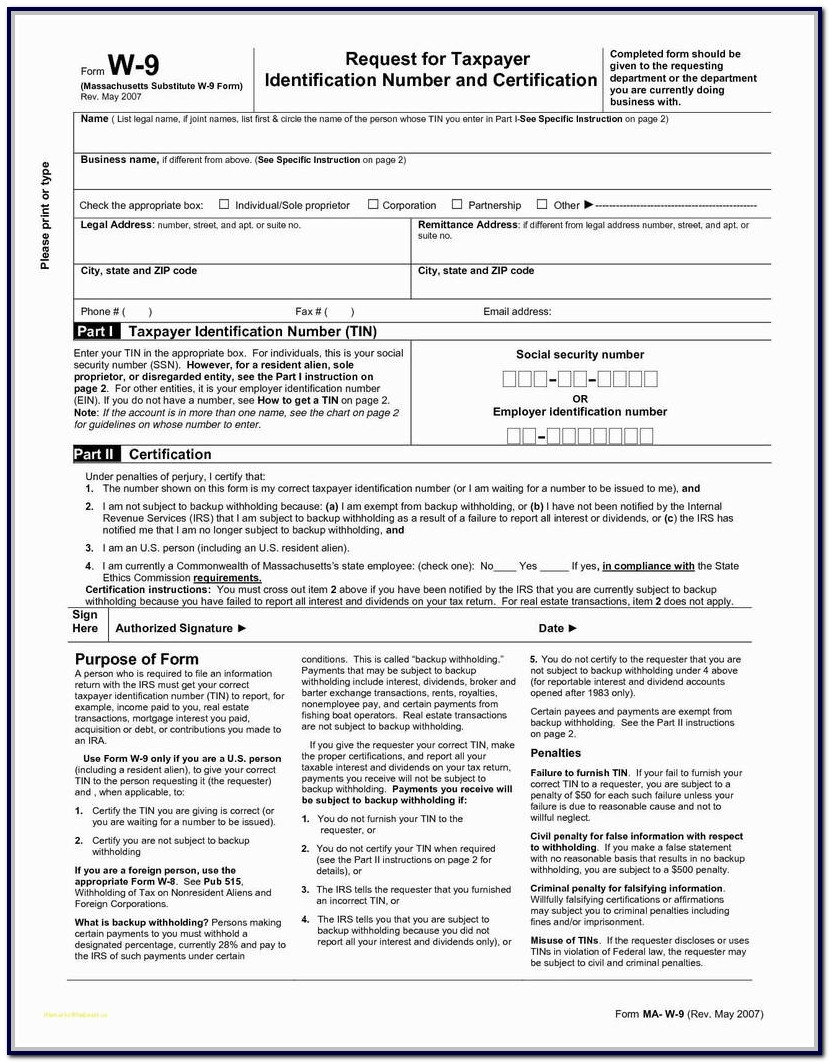 Free Download 1099 Misc Form 2018