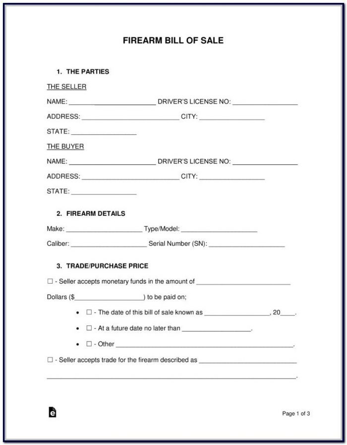 Louisiana Testamentary Trust Form