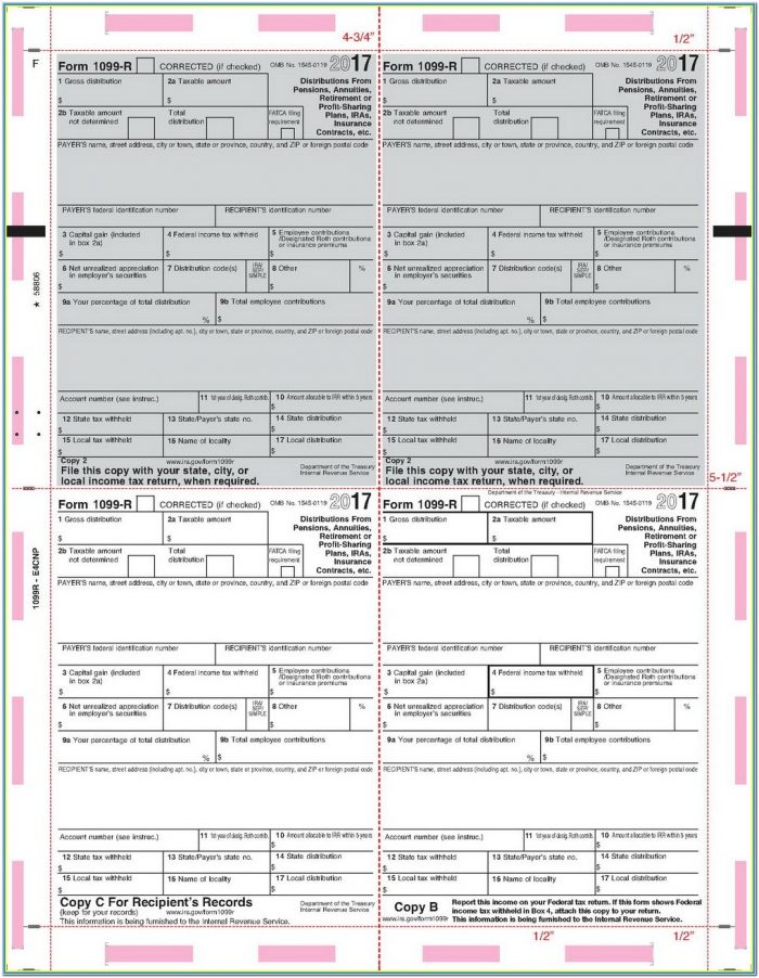 Irs Form 1090 Misc