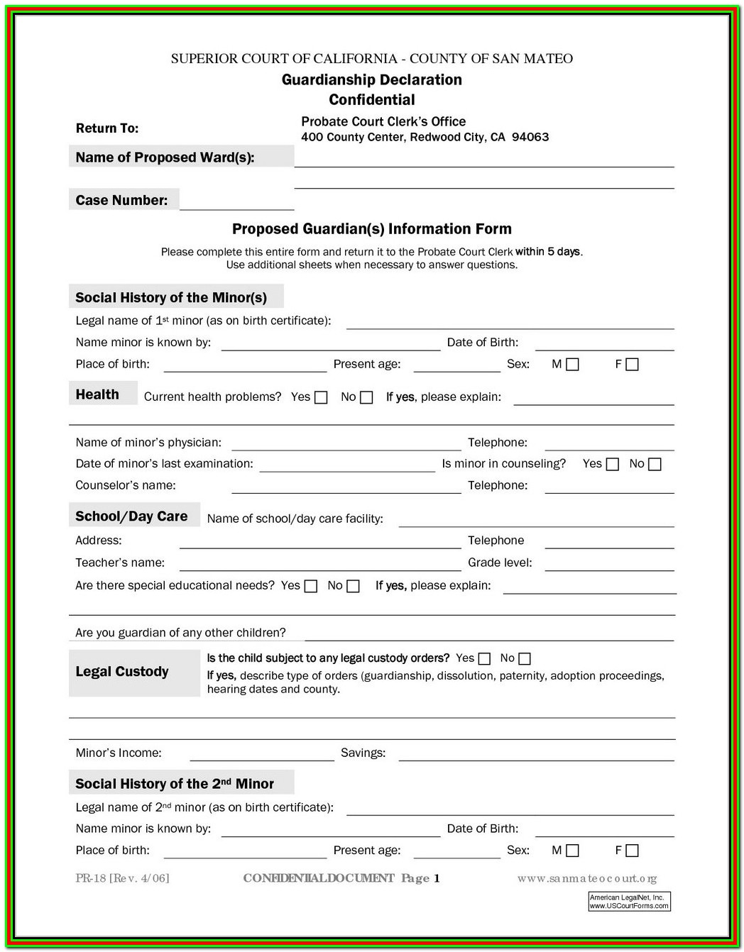 Palm Beach County Quit Claim Deed Form