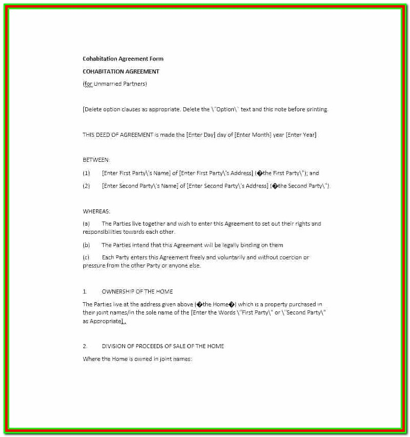 Successor Trustee Acceptance Form