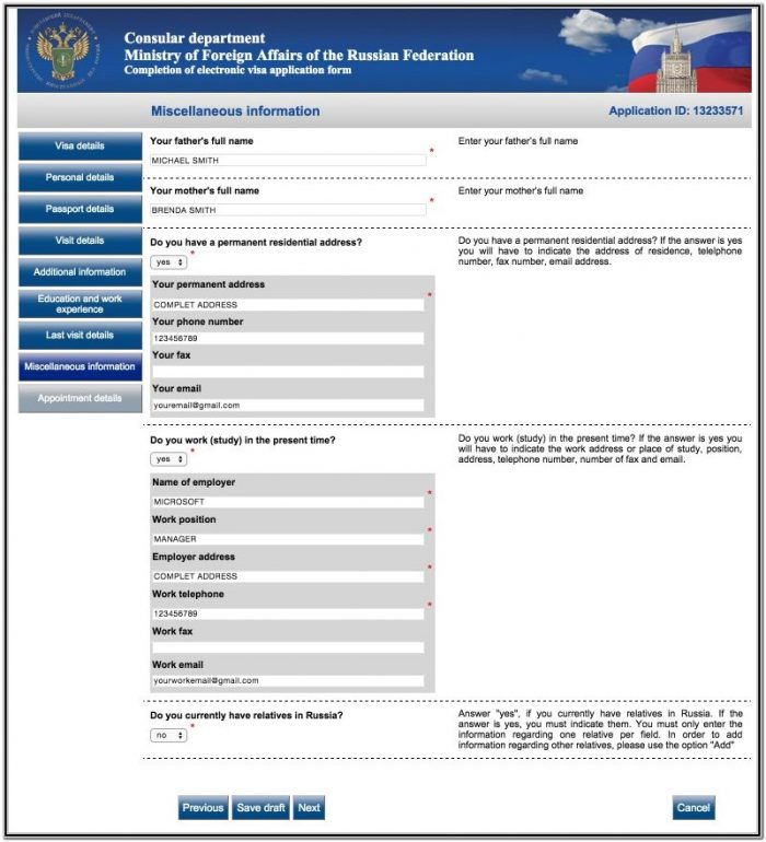 Fiancé Visa Application Form Usa