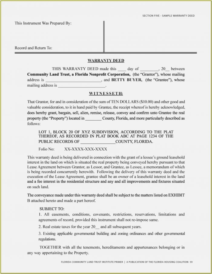 Wisconsin State Bar Quit Claim Deed Form