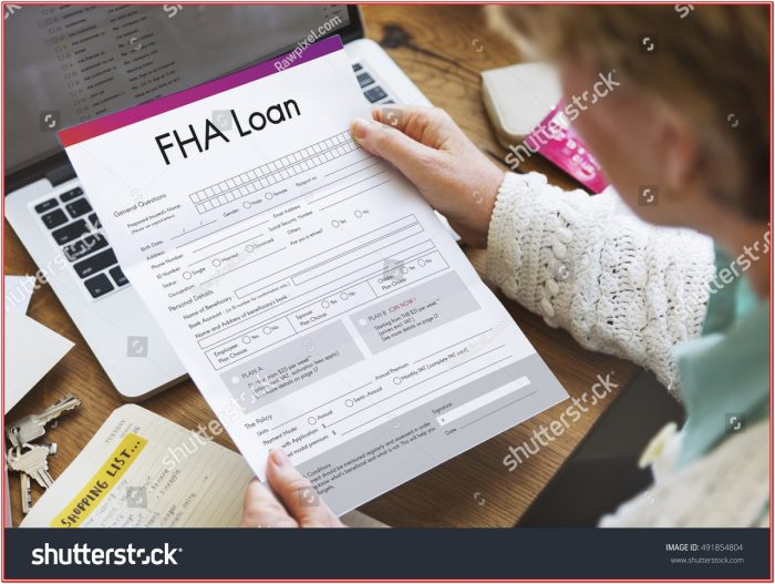 Fha Application Form