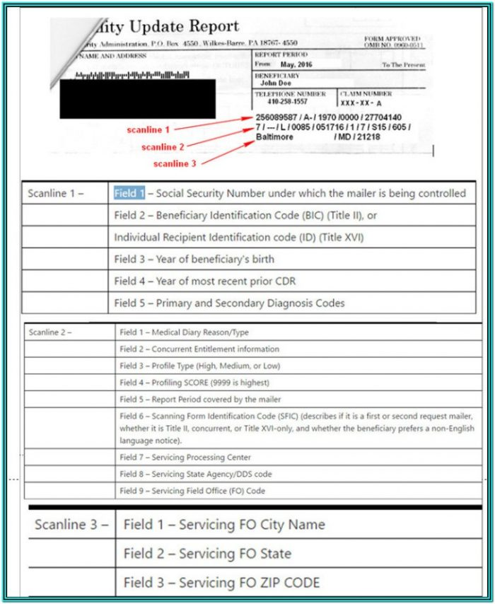 Filling Out Social Security Disability Forms