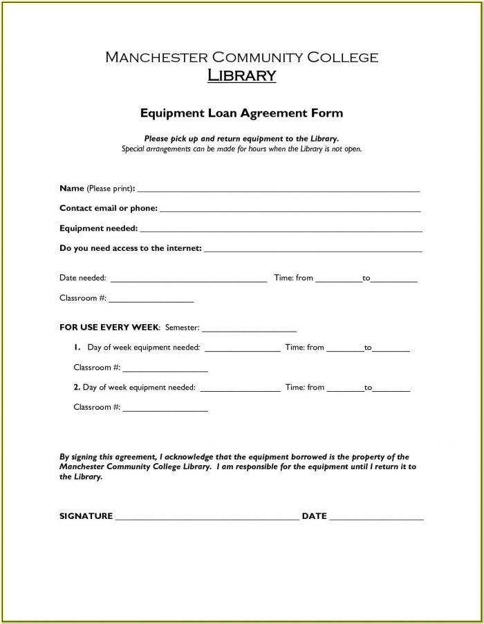 Form For Promissory Note
