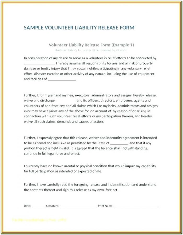 Free Lien Waiver Form Mn